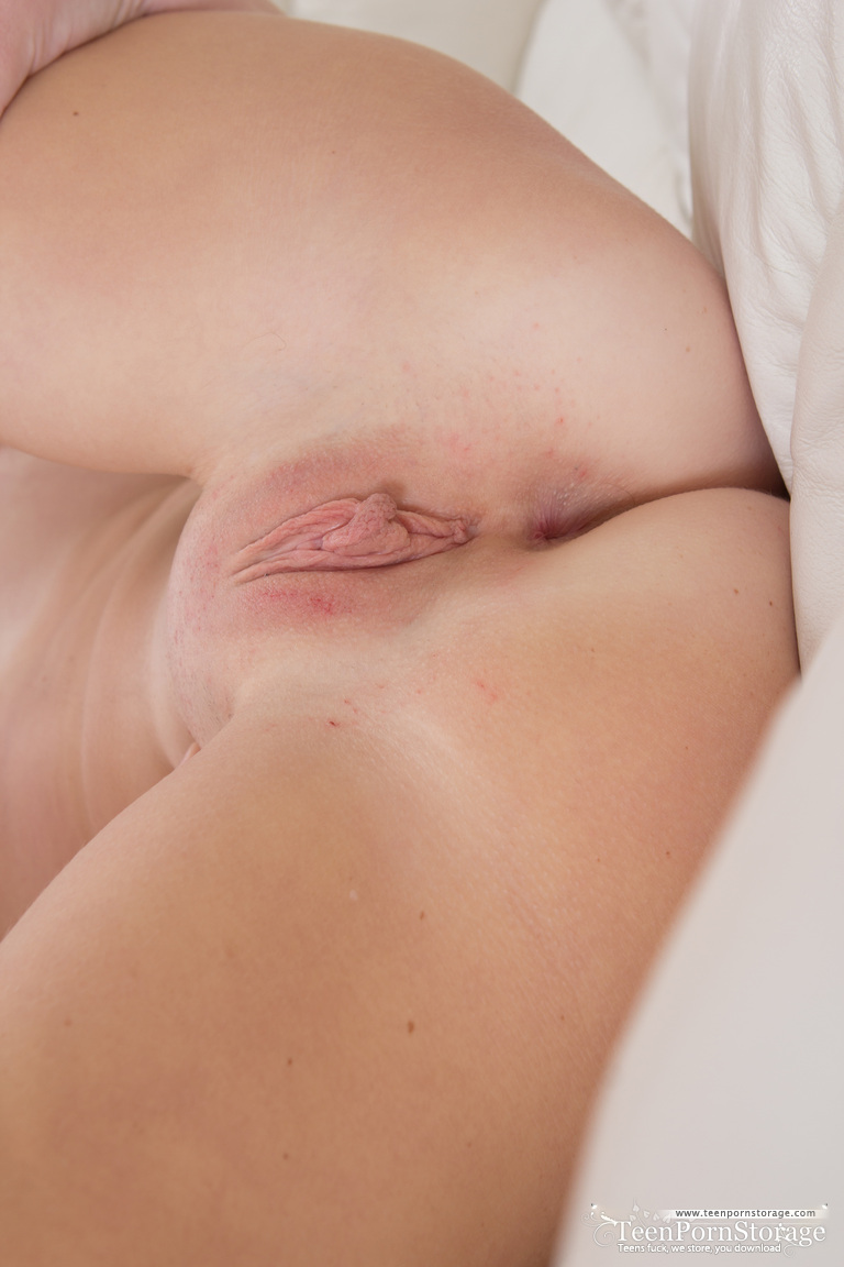 Shaved pussy clean virgin
